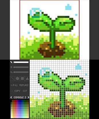 Pixel Paint Free eShop Download Code 3
