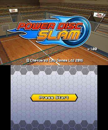 Power Disc Slam Free eShop Download Code 3