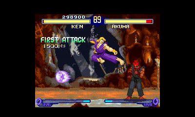 Street Fighter Alpha 2 Free eShop Download Code 3