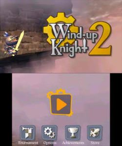 Wind-up Knight 2 Free eShop Download Code 5