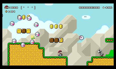 Super Mario Maker 3DS Free Download Codes Nintendo eShop
