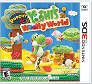 Poochy & Yoshi's Woolly World Free eShop Download Code