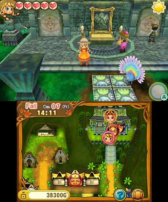 STORY OF SEASONS Trio of Towns Free eShop Download Code 2