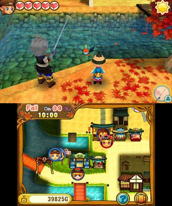 STORY OF SEASONS Trio of Towns Free eShop Download Code 4