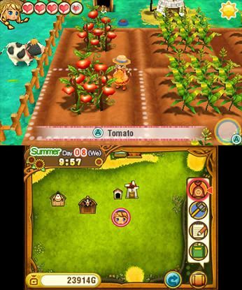 STORY OF SEASONS Trio of Towns Free eShop Download Code 6