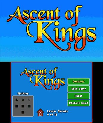 Ascent of Kings Free eShop Download Code 6