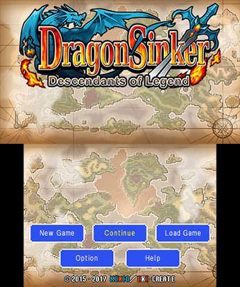 Dragon Sinker Free eShop Download Code 6