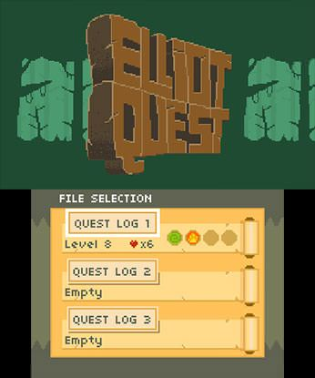 Elliot Quest Free eShop Download Code 6