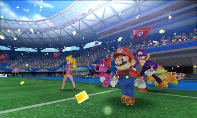 Mario Sports Superstars Free eShop Download Code 9