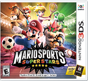 Mario Sports Superstars Free eShop Download Code