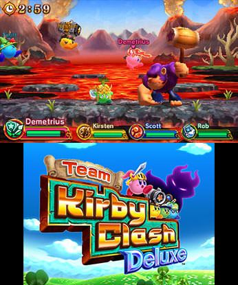 Team Kirby Clash Deluxe Free eShop Download Code 2