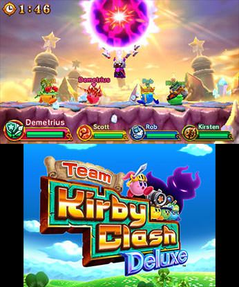 Team Kirby Clash Deluxe Free eShop Download Code 3