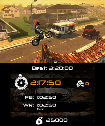 URBAN TRIAL FREESTYLE 2 Free eShop Download Code 6