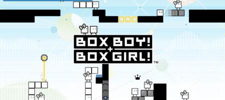 """BOXBOY! + BOXGIRL! - Nintendo Switch"