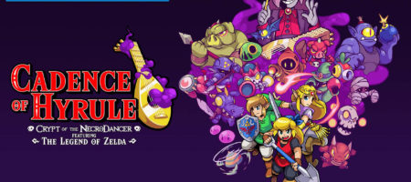 Cadence of Hyrule: Crypt of the NecroDancer Featuring The Legend of Zelda - Nintendo Switch