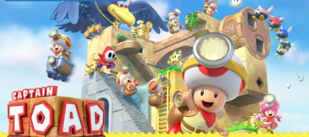 Captain Toad™: Treasure Tracker - Nintendo Switch