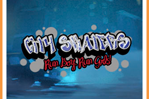 CITY SKATERS: RUN BOY, RUN GIRL! 3DS