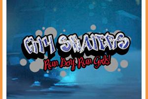 CITY SKATERS: RUN BOY, RUN GIRL! 3DS