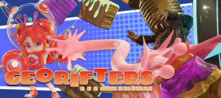 Georifters - Nintendo Switch