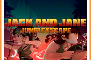 JACK AND JANE JUNGLE ESCAPE 3DS
