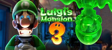 Luigi's Mansion™ 3 - Nintendo Switch