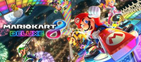 Mario Kart™ 8 Deluxe - Nintendo Switch