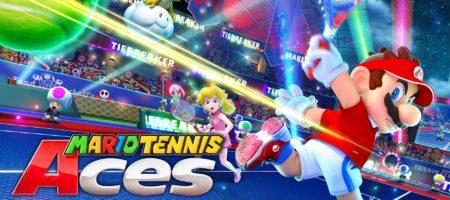 Mario Tennis™ Aces - Nintendo Switch