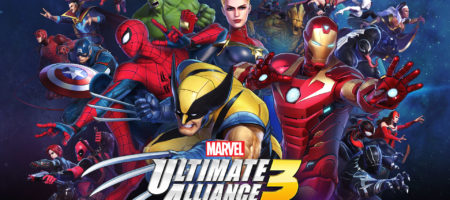 MARVEL ULTIMATE ALLIANCE 3: The Black Order - Nintedo Switch