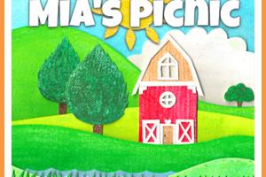 Mia's Picnic 3DS