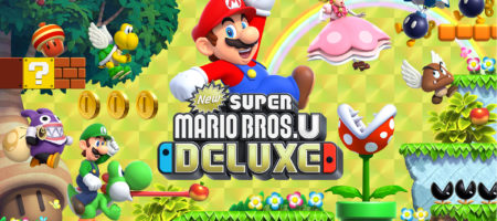 New Super Mario Bros.™ U Deluxe - Nintendo Switch