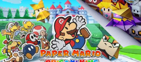 Paper Mario™: The Origami King - Nintendo Switch