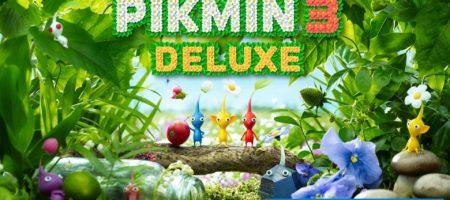 Pikmin™ 3 Deluxe - Nintendo Switch