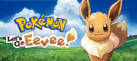 Pokémon™: Let's Go, Eevee! - Nintendo Switch