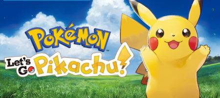 Pokémon™: Let's Go, Pikachu! - Nintendo Switch