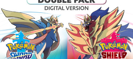 Pokémon Sword and Pokémon Shield Double Pack Digital Version - Nintendo Switch