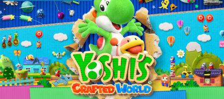 Yoshi's Crafted World™ - Nintendo Switch