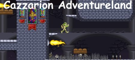 Cazzarion Adventureland 3DS